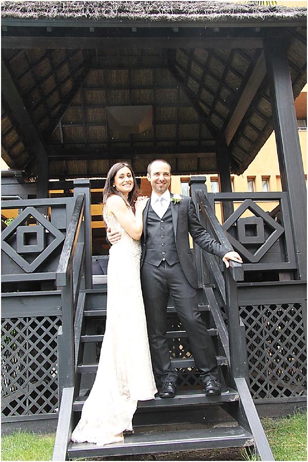 italian bride groom
