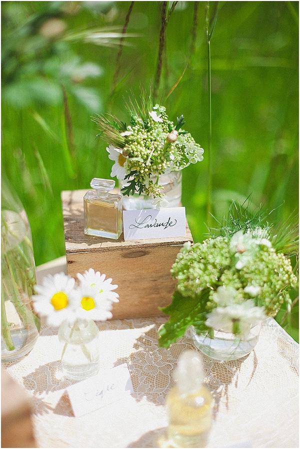 lavender wedding bar