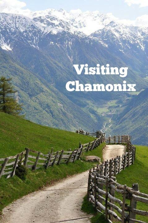 visiting chamonix