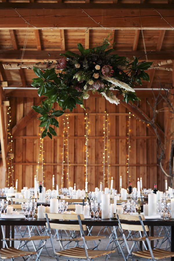 Domaine du Beyssac Wedding Table