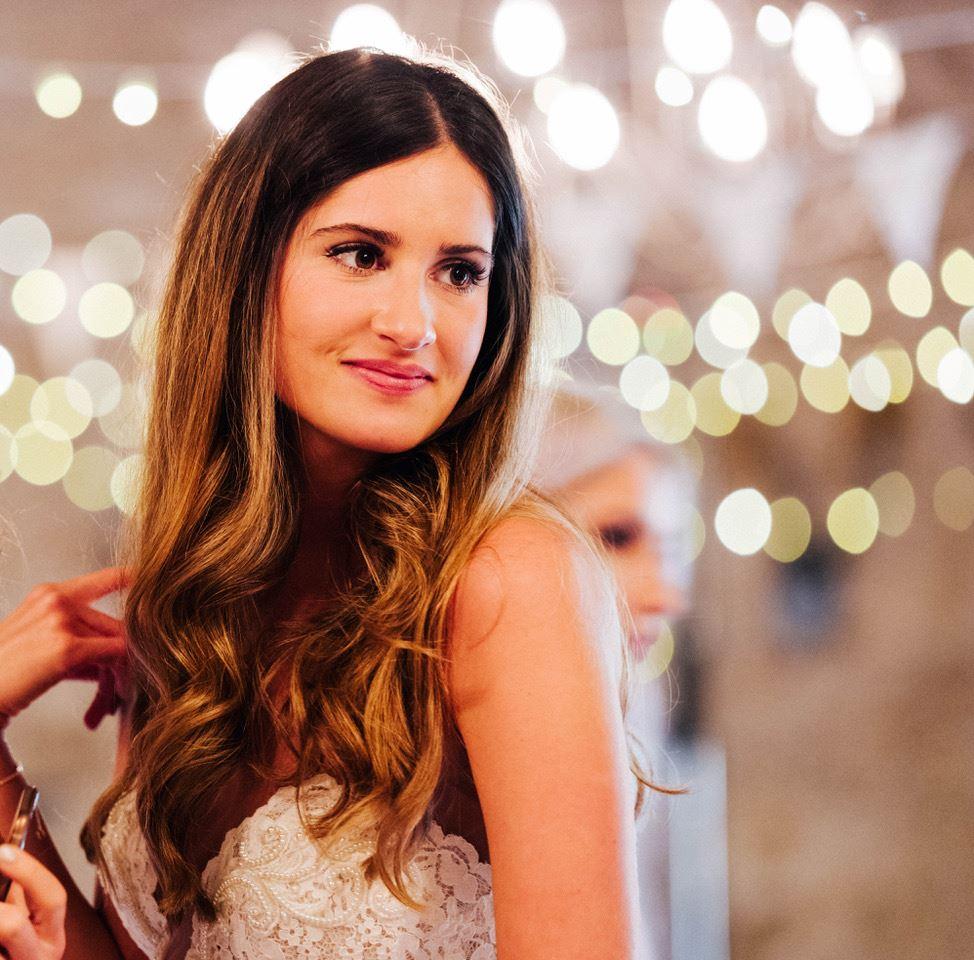 Carey Hawkins Makeup Wedding Make up in the Loire Valley