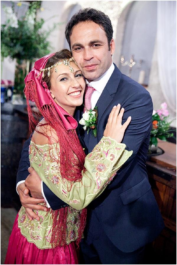 Algerian Bride and Groom