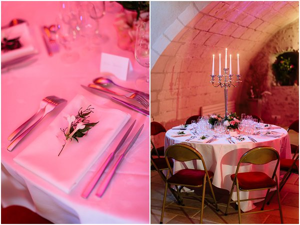 chateau wedding