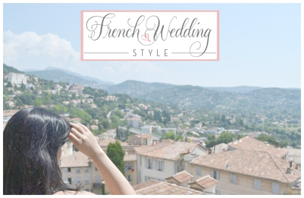 French Wedding Style new look