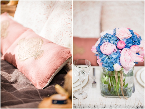 cushion flowers