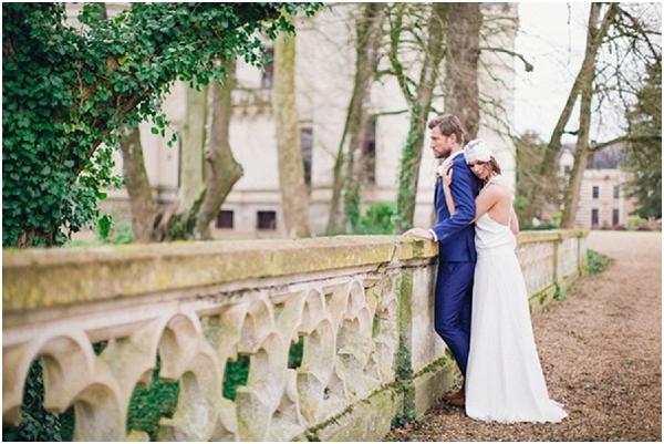elegant bohemian wedding