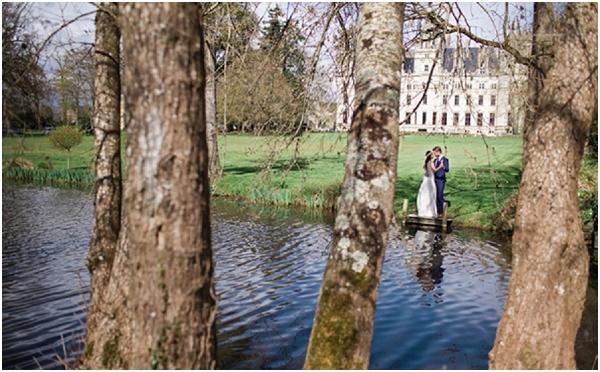 french wedding castle estate