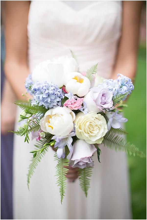 lavender lilac bouquet