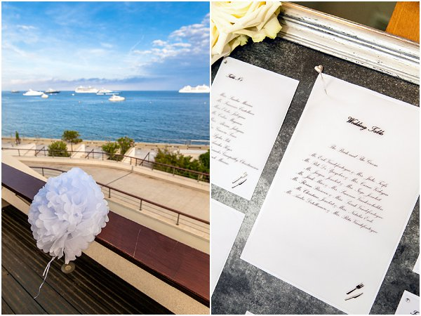 luxury wedding south france