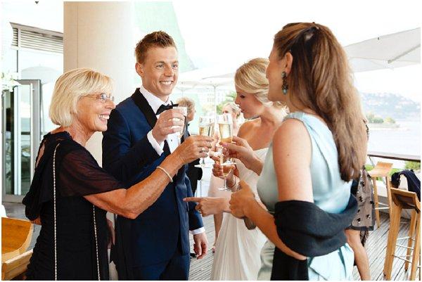 monaco wedding reception