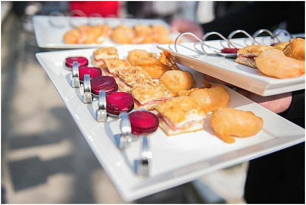 parisian elopement catering