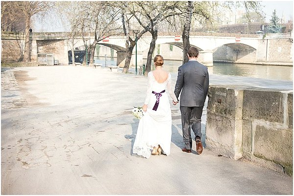 romantic parisian elopement