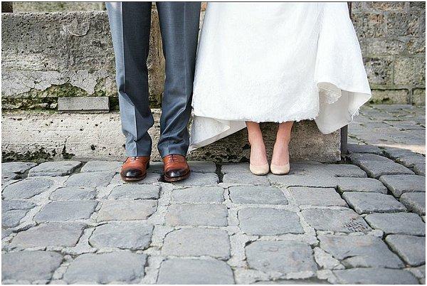 travel inspired wedding