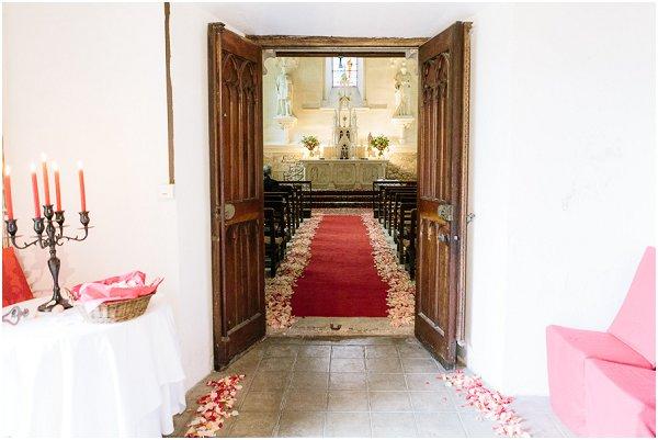 wedding church loire valley