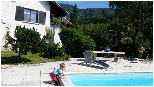 11 holiday home france