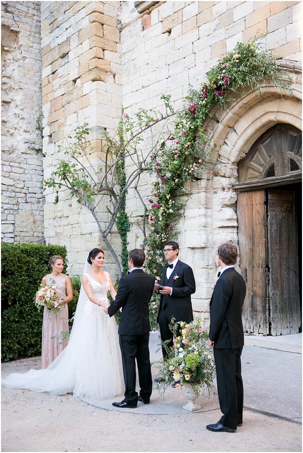 Aix en Provence wedding