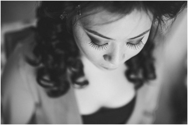 bold wedding eye makeup
