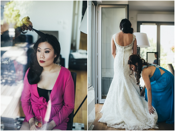 bridal preparations paris