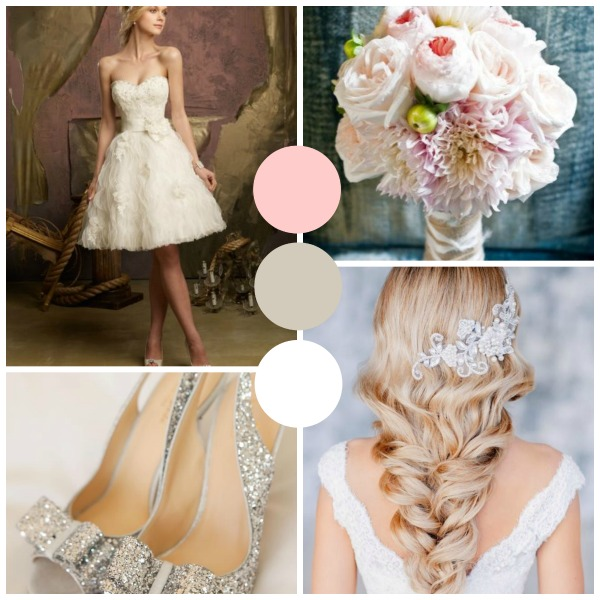 Idea for bridal elopement outfit