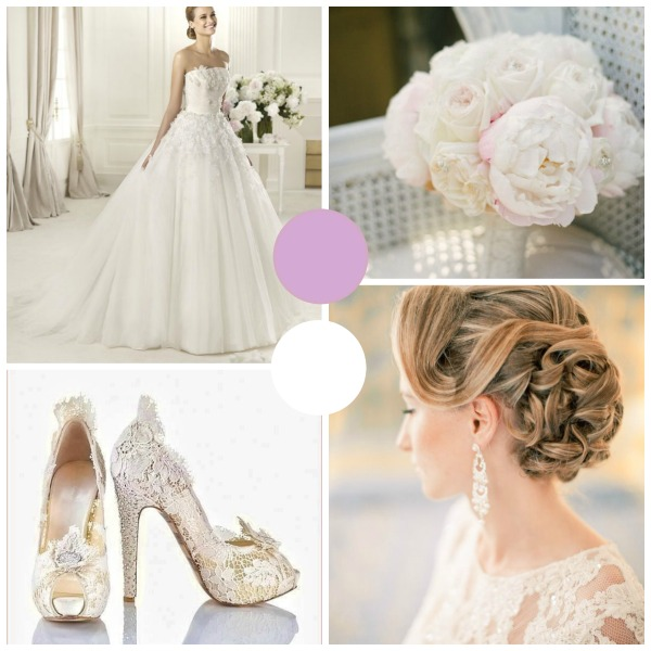 Fairytale wedding dress ideas