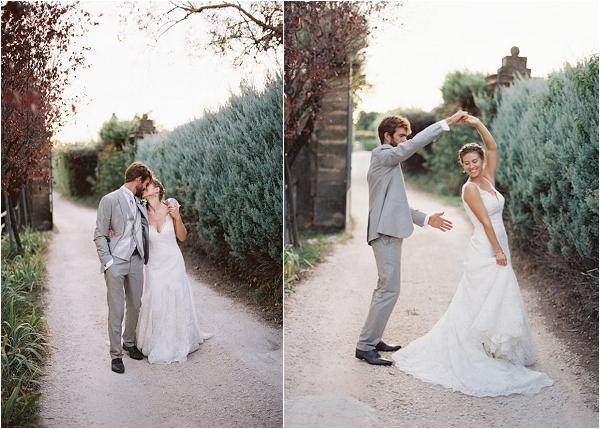 dance in olive groves