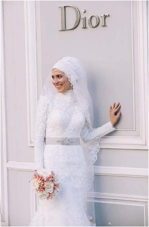 dior bride