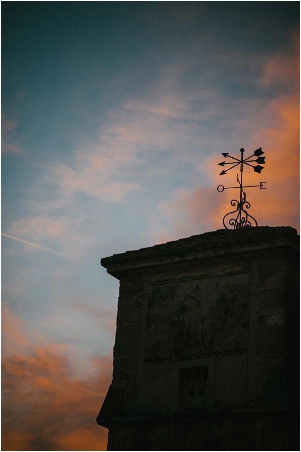 evening in montpellier
