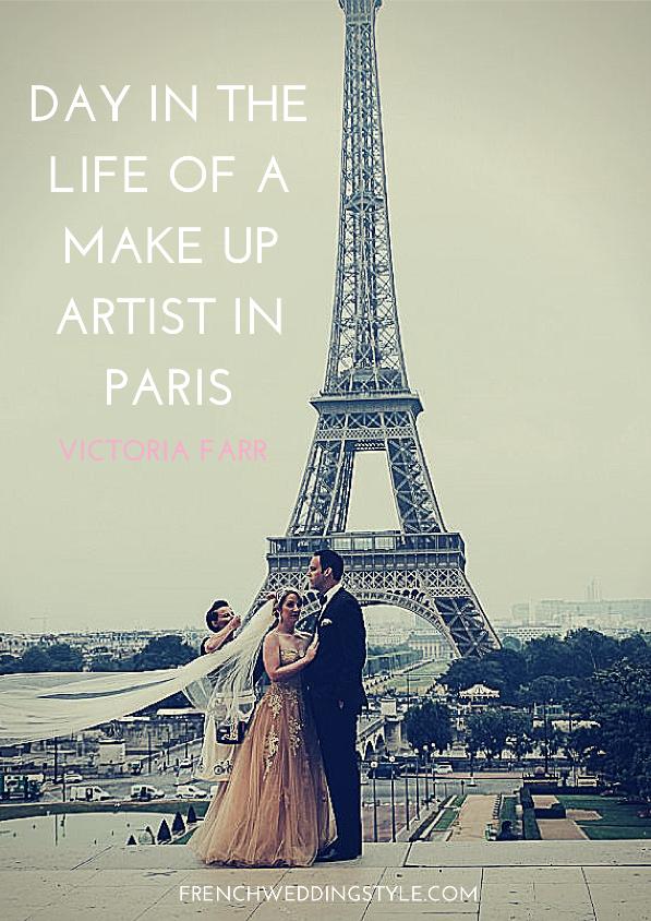 make up artist paris