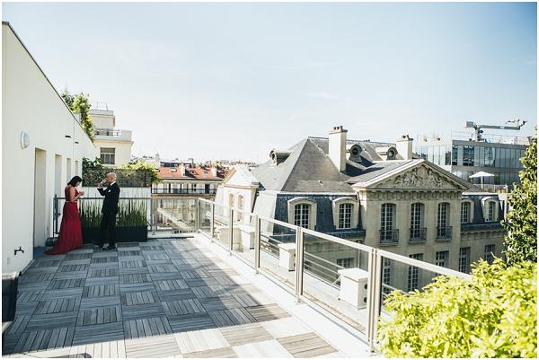 paris balcony apartment