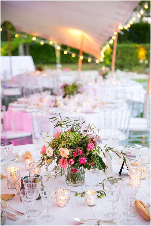 pretty spring table