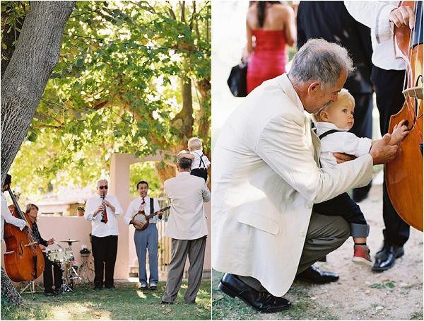 wedding band provence