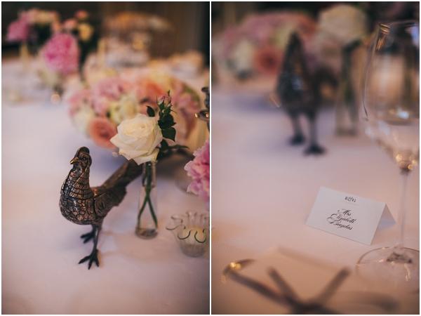 wedding cockral decorations