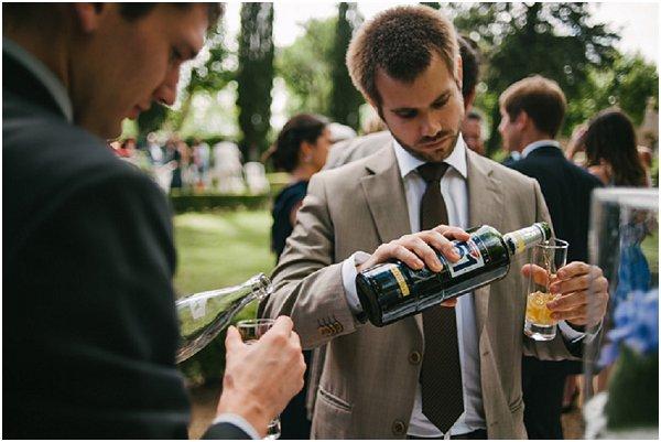 wedding drink measures