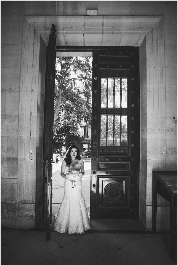 wedding entrance paris