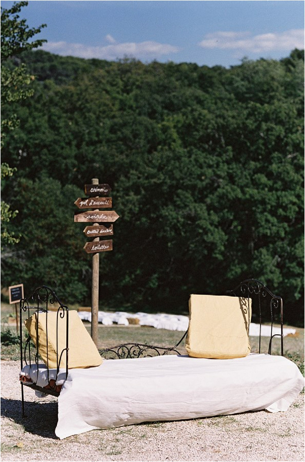wedding guest furniture