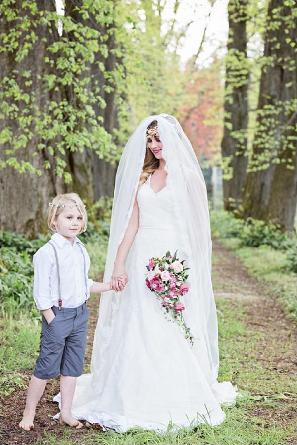 austrian bride