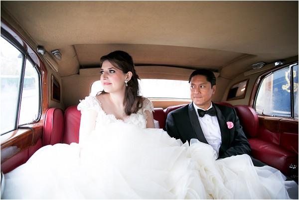 bridal car paris