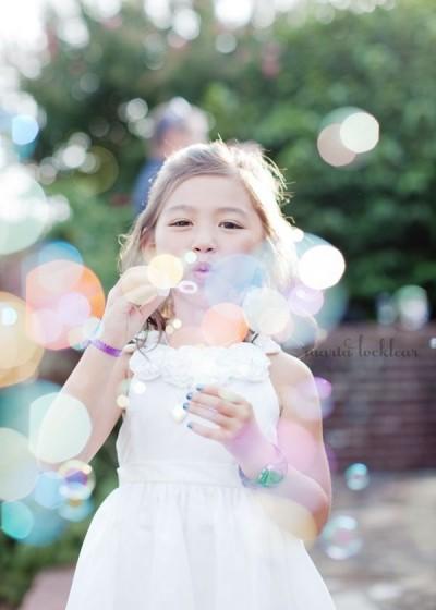 entertaining children weddings