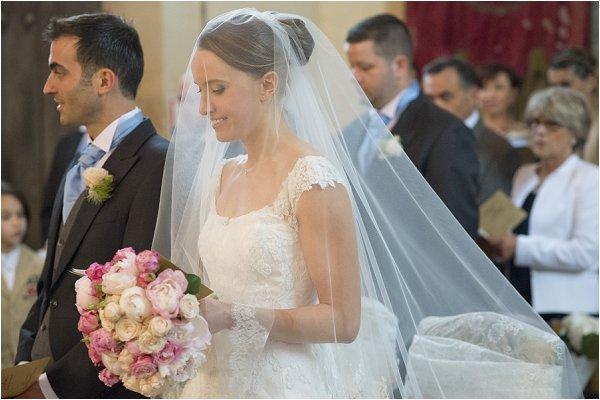 church length veil