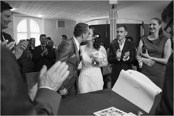 civil wedding france