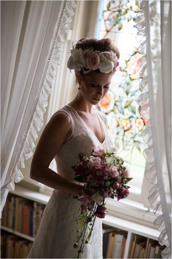 fairytale austrian bride