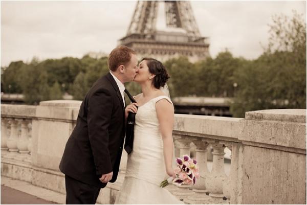 got married in paris