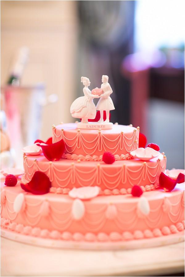 laduree cake