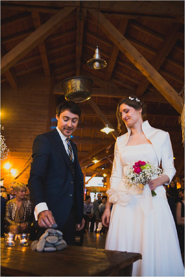 laic wedding ceremony