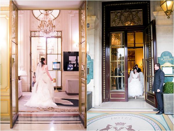 le meurice wedding hotel