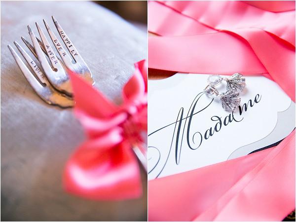 madame wedding sign