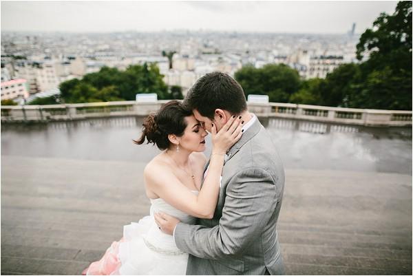 montmarte wedding photos