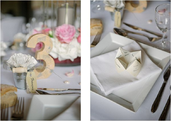 paper games wedding
