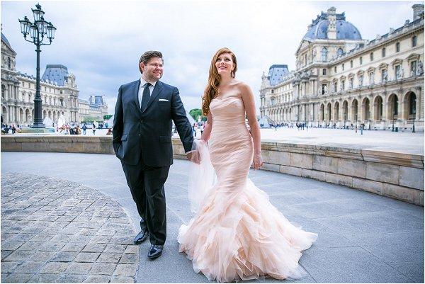 paris wedding day May