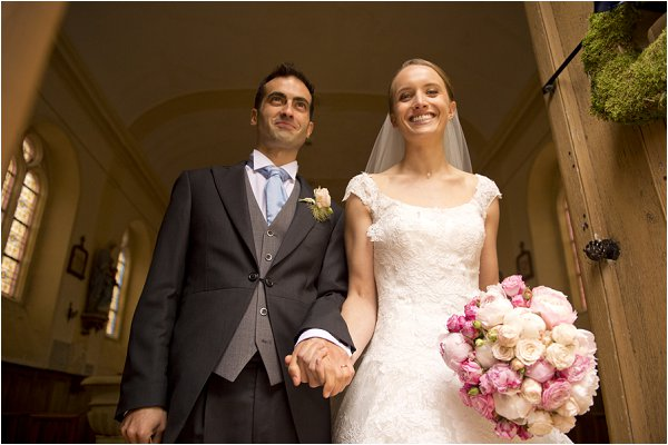 religious wedding in France